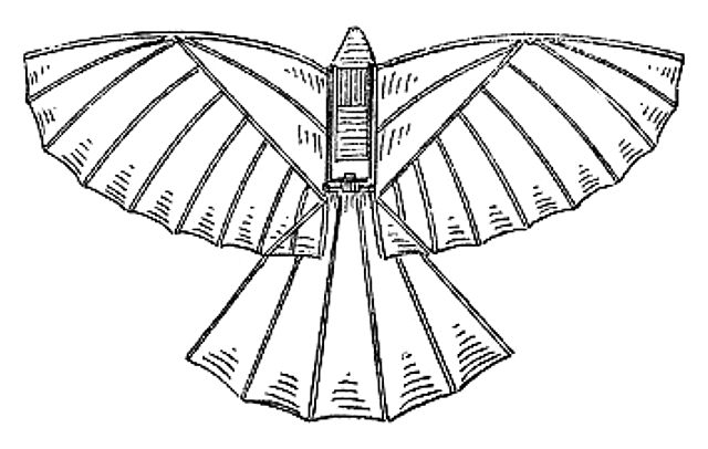 Como Dibujar La Maquina Voladora: Powering Up