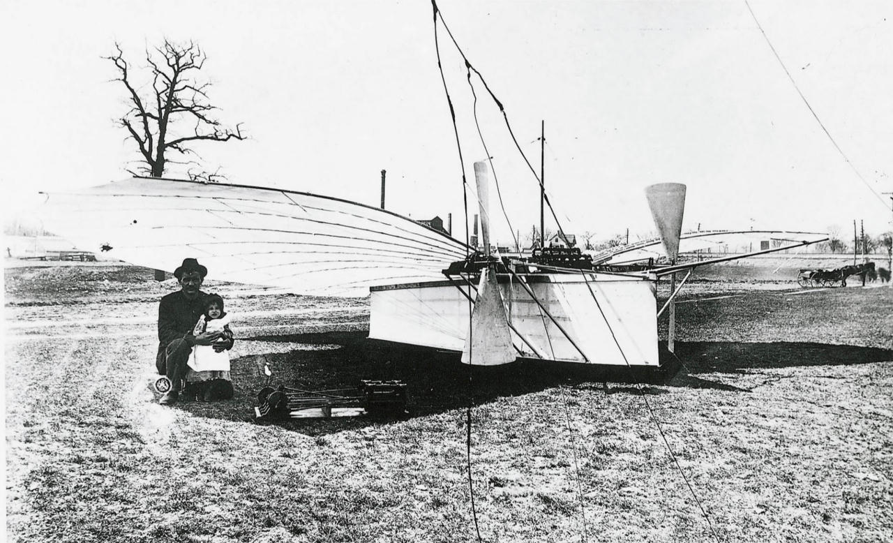 history of the first airplane and The first airplane was invented in 1903 by orville and wilbur wright their historical flight at kitty hawk, nc, was the first time a machine with a human passenger.