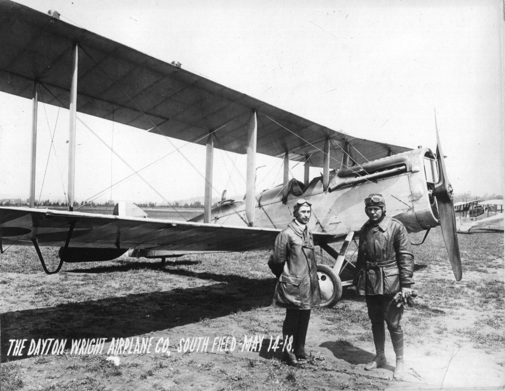 Orville and wilbur wright first airplane