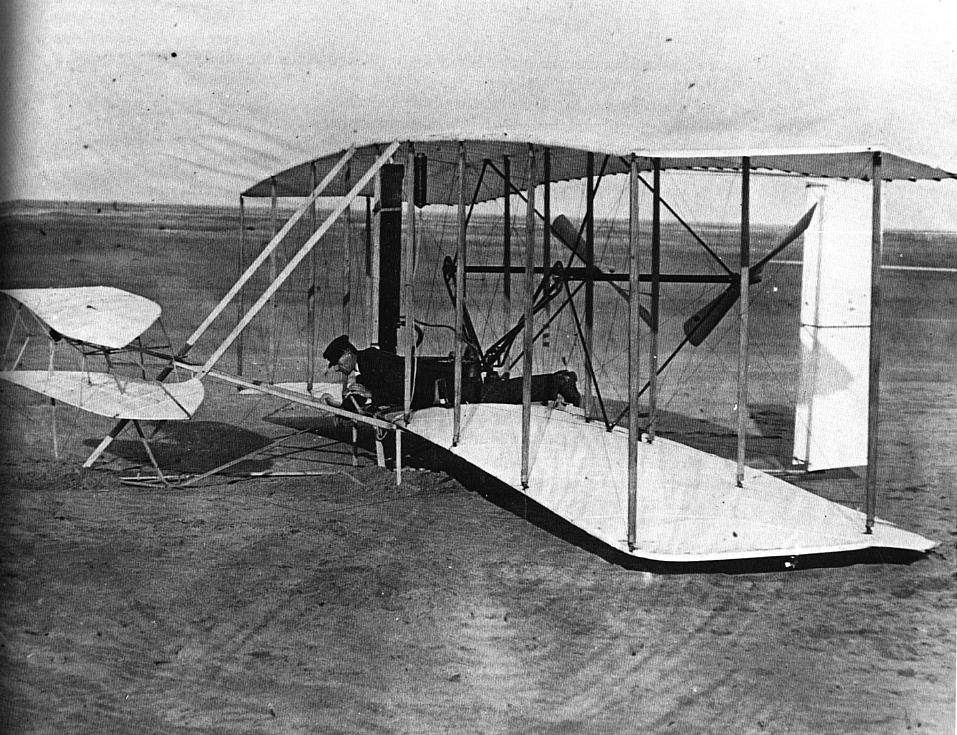 What 3 things did the Wright brothers do? What else did they do besides inventing the airplane?