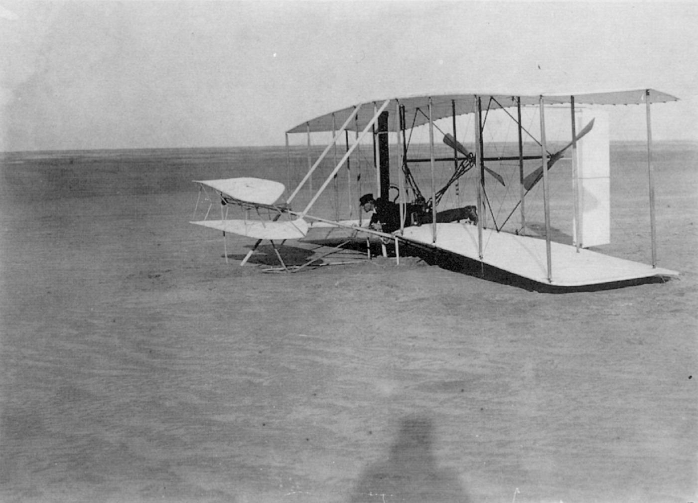 Flight of 1903 essay
