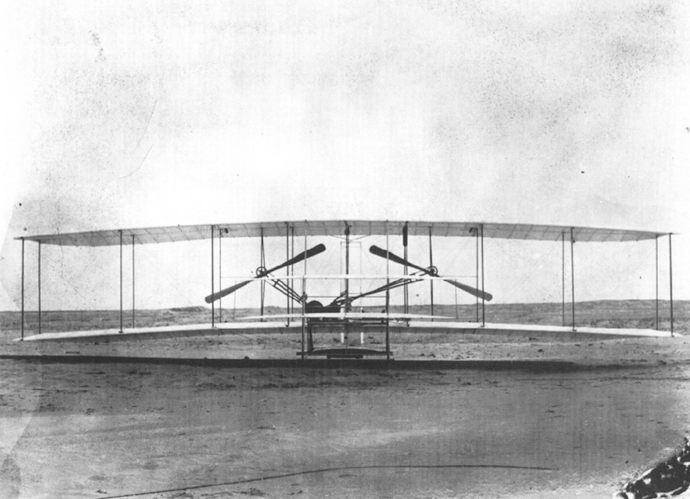 Wright brothers the fist plane mature