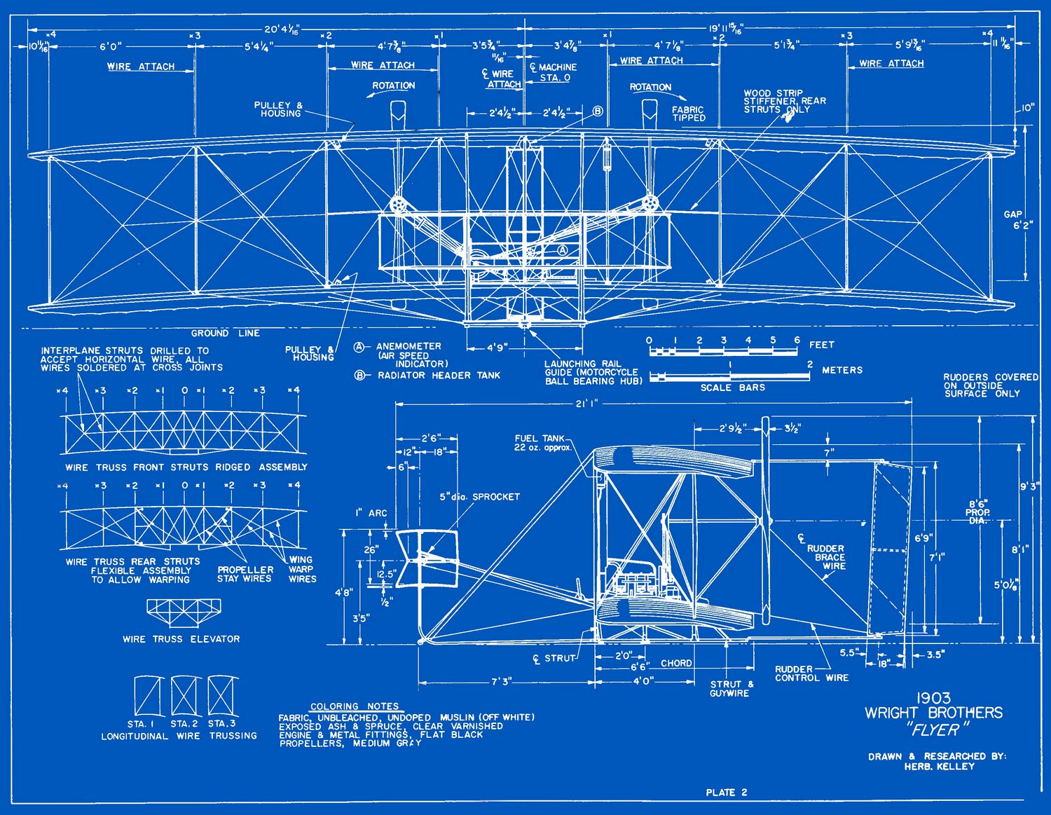 Wright plans blueprints Blueprint designer free