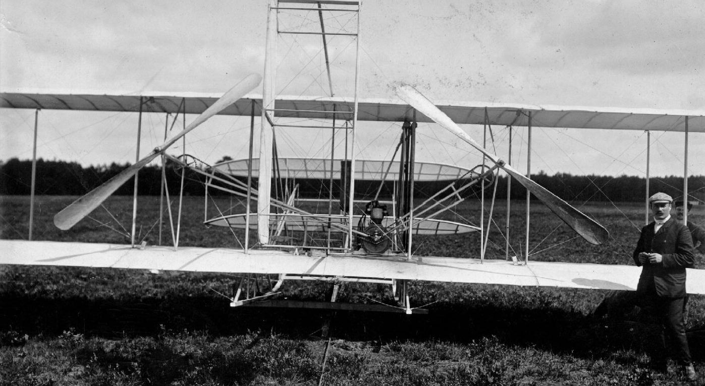 a report on the wright brothers The wright brothers essays for centuries, thousands of men sought after the dream of flight and never attained it figuring out how to fly, without killing yourself.