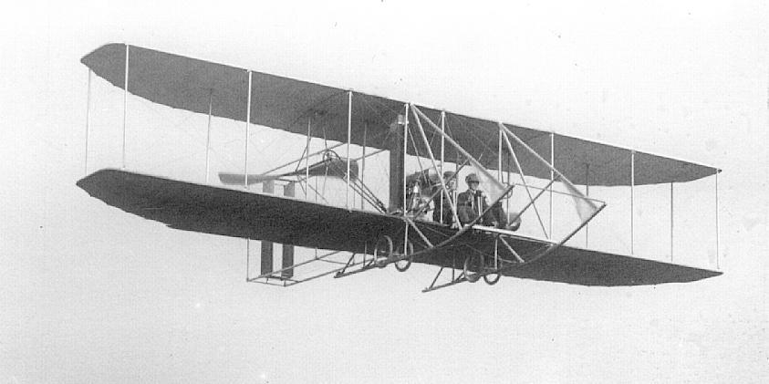 1910-1914 Wright Model B