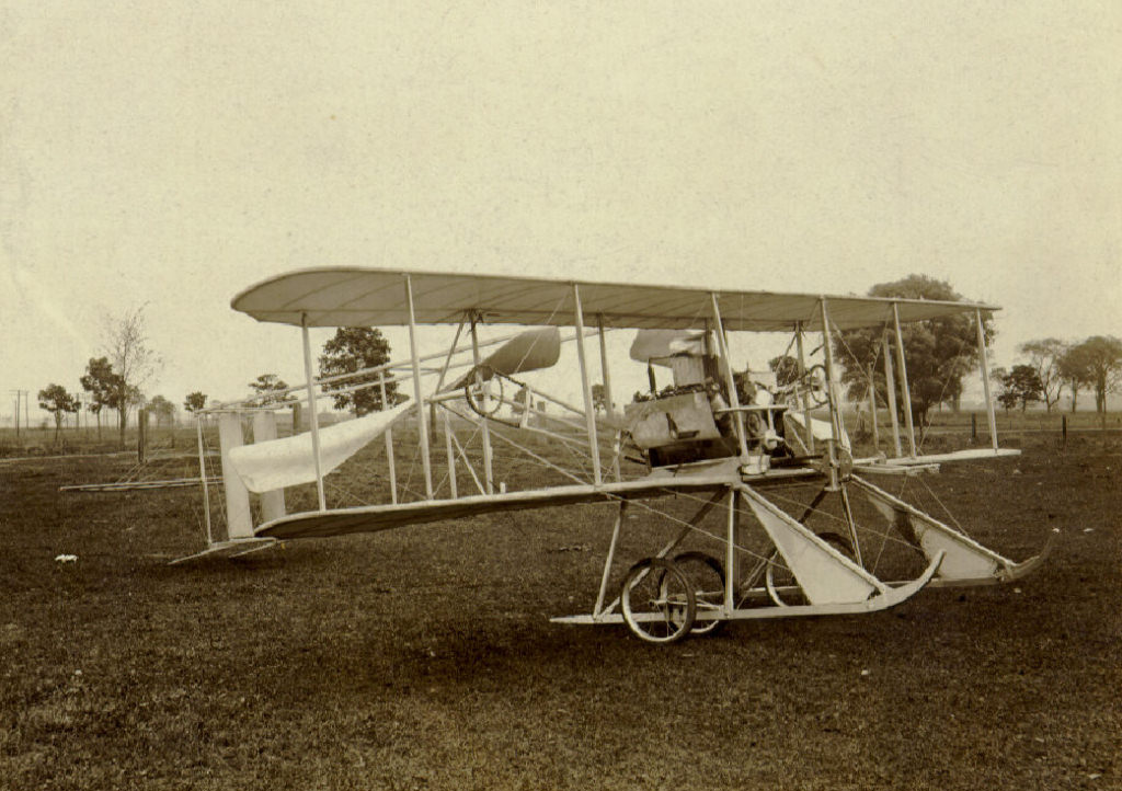 how to build a model of the wright brothers plane
