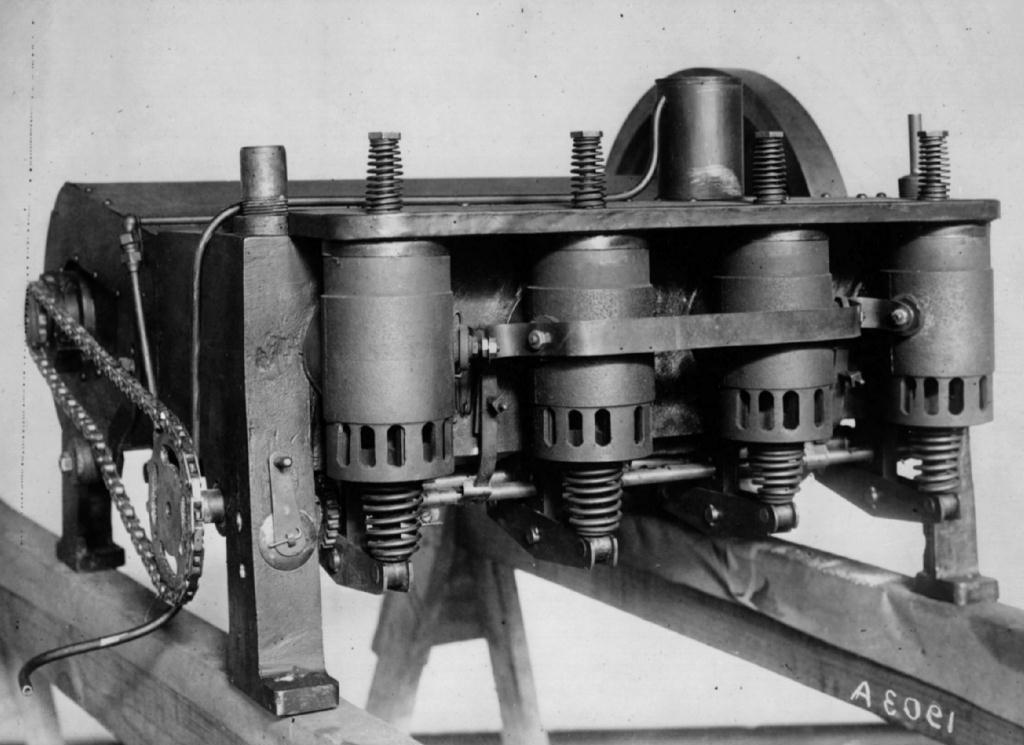 Wright Brothers Engines And Their Design