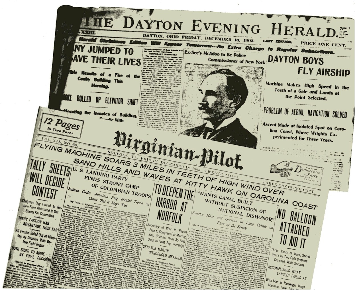 First Wright Brothers Flight regarding wright trivia