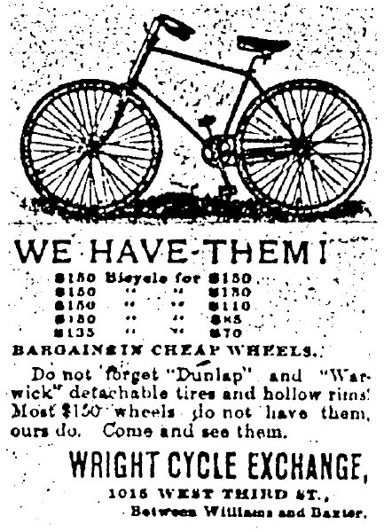 Wright Bicycles